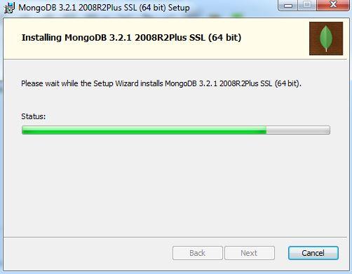 Realizando a instalação do banco de dados NoSQL MongoDB no Windows