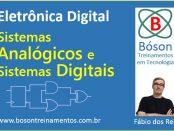 Sistemas analógicos versus sistemas digitais