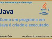 Processo de Execução de programas em Java