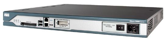 Roteador Cisco 2800 - Redes de Computadores
