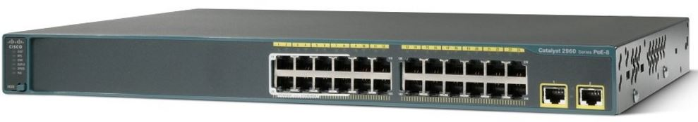 Switch Gerenciável Cisco Catalyst