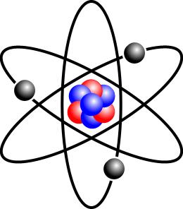 Curso de Eletrônica: Modelo de um átomo