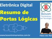Eletrônica Digital - Resumo de Portas Lógicas