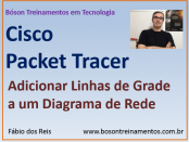 Linhas de Grade (Grid) no Cisco Packet Tracer