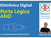 Porta Lógica AND - Eletrônica Digital