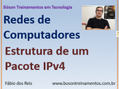 Redes - Estrutura de um Datagrama IPv4