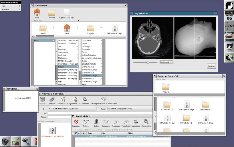 MidnightBSD - Sistema baseado em BSD