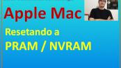 Reset PRAM e NVRAM em computadores Apple Mac
