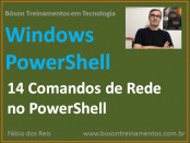 Comandos de Rede no Windows PowerShell