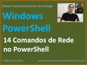 Comandos de Rede no Windows PowerShell