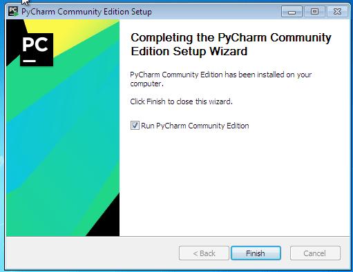 06-PyCharm-instalação-finalizando