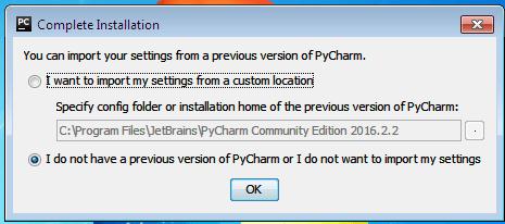07-PyCharm-instalação-settings