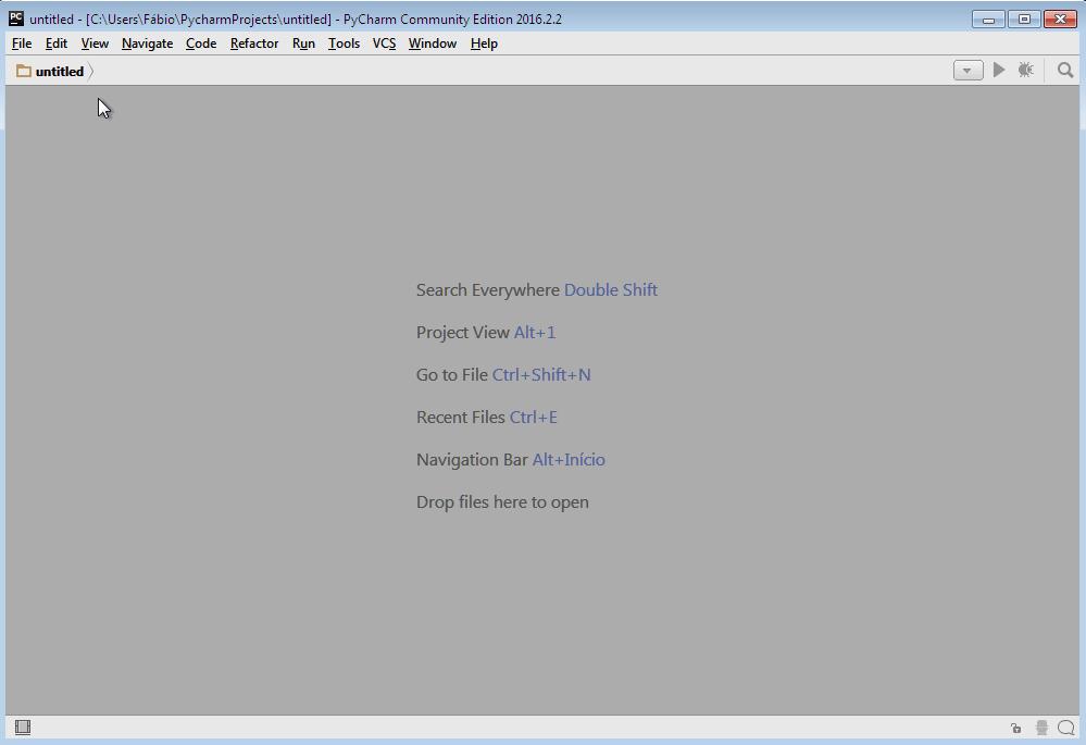 17-PyCharm-instalação-novo-projeto