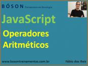 Operadores Aritméticos - JavaScript