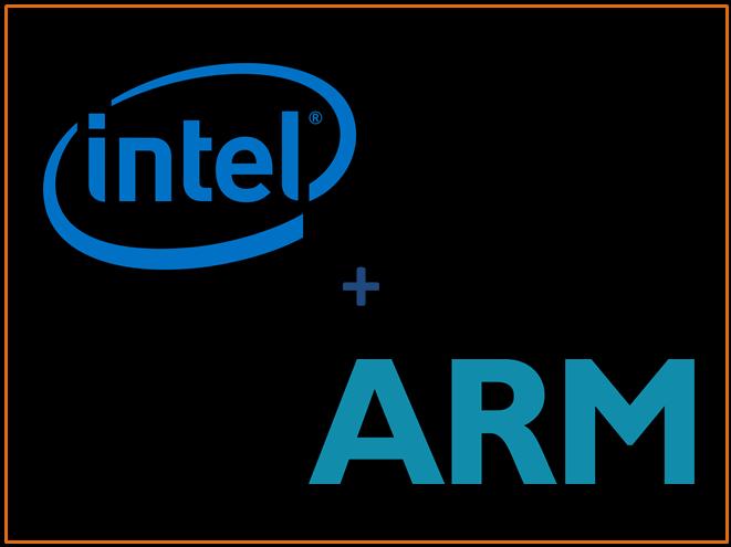 Intel fabricará chips com arquitetura ARM