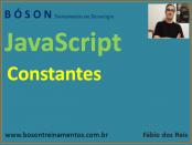 Constantes em JavaScript