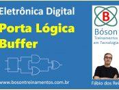 Porta Lógica Buffer - Eletrônica Digital