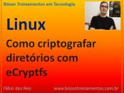 Criptografando diretórios com eCryptfs no Linux Ubuntu e Debian