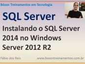 Como instalar o SQL Server 2014 no Windows Server 2012 R2