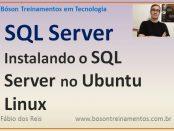 Como instalar o SQL Server no Linux Ubuntu 16.04