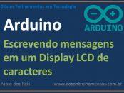 Display de caracteres com Arduino