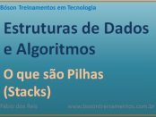 Estruturas de Dados - a Pilha (Stack)