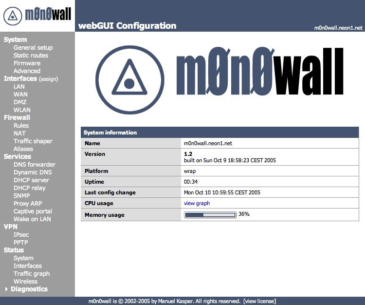 M0n0wall