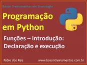 Introdução às funções em Python