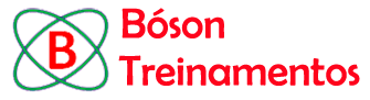 Logotipo da Bóson Treinamentos em Tecnologia