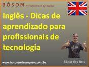 Dicas de estudo de inglês para tecnologia