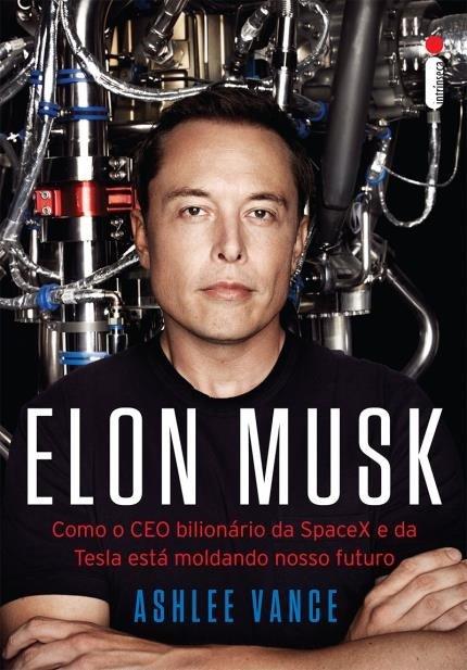 Biografia de Elon Musk -Tesla e Space X