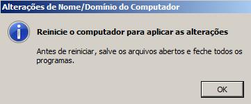 ingressar máquina Windows no domínio do SAMBA no Linux