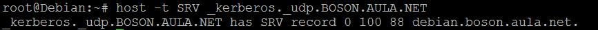 Kerberos no SAMBA 4 no Linux