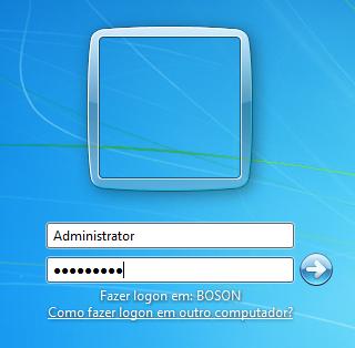 Logar no domínio do SAMBA com máquina Windows