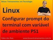 Variável de ambiente PS1 no Linux
