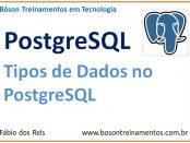 Tipos de Dados no PostgreSQL