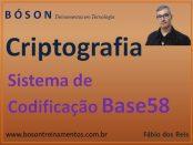 Sistema de Codificação Base58