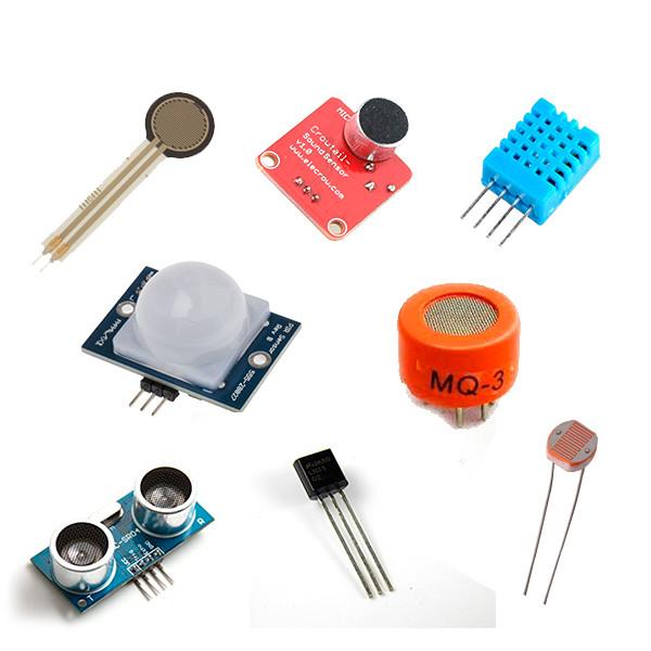 Sensores variados