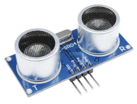 Sensor de ultrassom HC-SR04