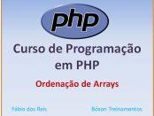Ordenação de Arrays em PHP