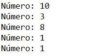 Gerar números aleatórios em Java com classe Random