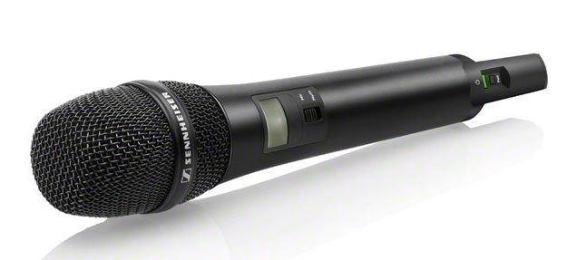 Microfone dinâmico Senheiser