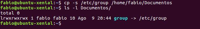 copiar arquivos com cp no Linux