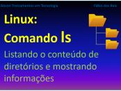 O comando ls no Linux - mostrar conteúdo de diretórios