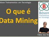 O que é Data Mining - Mineração de Dados