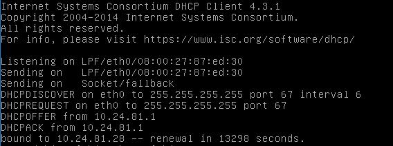 Alterar endereço ip dhcp no Linux