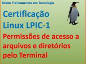 Permissões de acesso no Linux