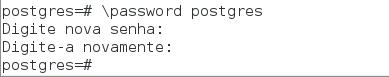 PostgreSQL no Linux