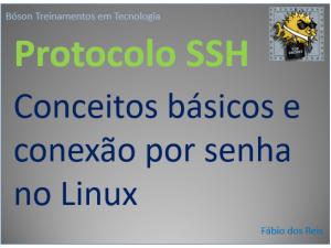 Instalação do openssh no Linux