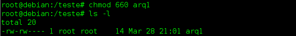 permissões com ACL no Linux